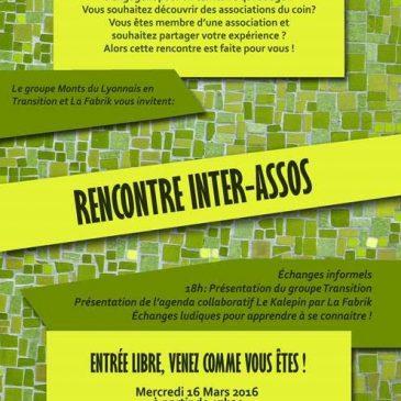 Rencontre Inter-Associative