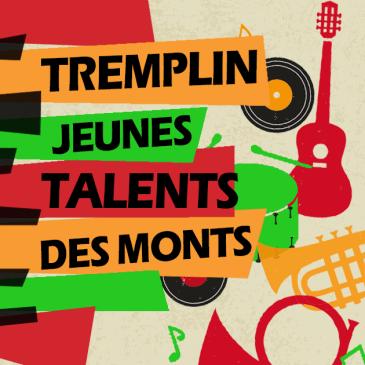 8 Juil. – Tremplin Jeunes Talents des Monts