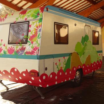 Du 3 au 25 Mars : La Caravane Poétique